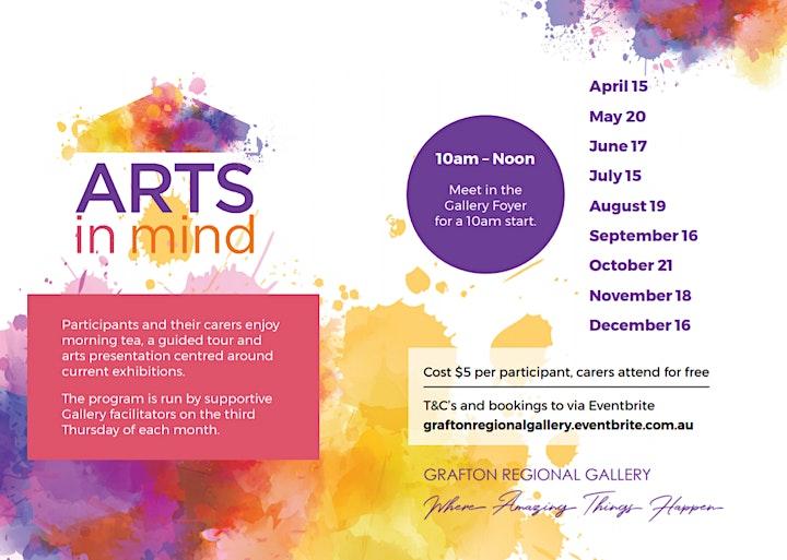 Arts in Mind image