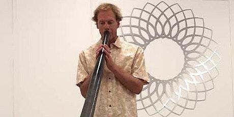 Learn to play the Didgeridoo tickets