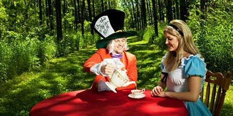 Free Mad Hatter Fun School Holidays Activities! tickets