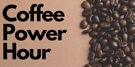 YNPN June Coffee Power Hour (Afternoon/Virtual Event): EDI tickets