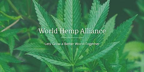 The World Hemp Alliance Launch Event tickets