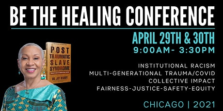 Be the Healing: Chicago 2021 tickets