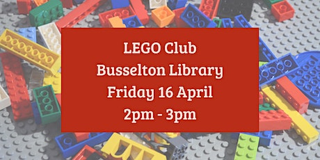 LEGO Club- Busselton Library tickets