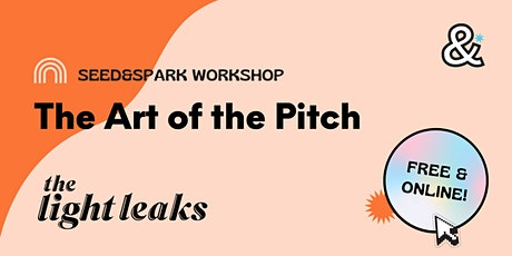 The Art of the Pitch entradas