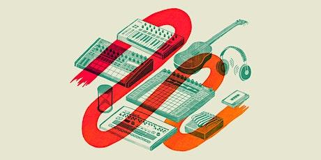 Hyperflow Music Workshop - 18 tickets