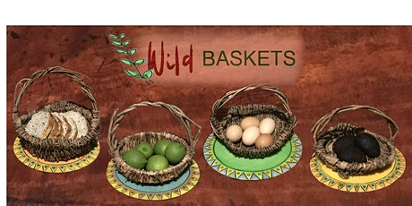 Basket Weaving in the Hunter Valley with Wild Baskets tickets