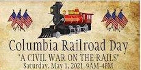 Columbia Railroad Day tickets