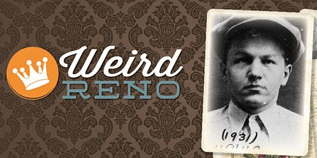 Weird Reno Walking Tour tickets