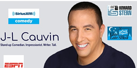 Comedy with J-L Cauvin (Late Late Show, Howard Stern, ESPN) at O'Sullivan's tickets