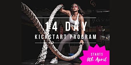 14 Day Easter Kickstart Online Fitness Challenge tickets