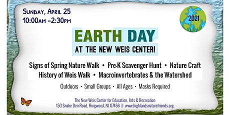 Earth Day: Scavenger Hunt for pre-K! tickets