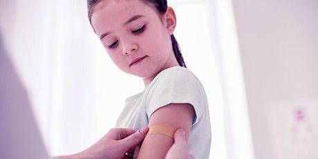 WSC Staff Influenza Vaccination tickets