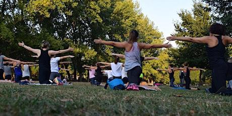 粉嶺戶外瑜珈 Fanling Outdoor Yoga tickets