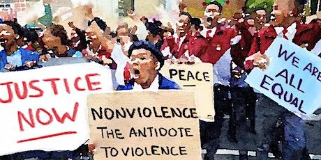2021 International Nonviolence Summer Institute (Online) tickets