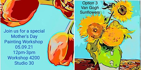 Mother's Day Painting Workshop tickets