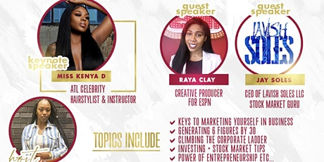 Building The Brand (Marketing + Business Seminar) tickets