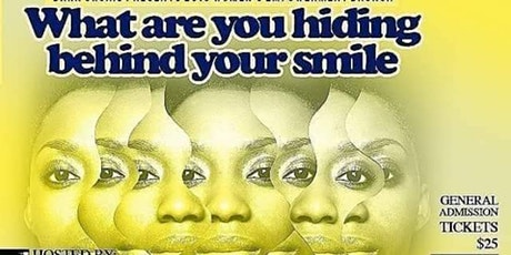 What Are You Hiding Behind Your Smile Women's Conf Tickets