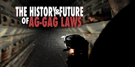 Meetup: The History and Future of Ag-Gag Laws tickets