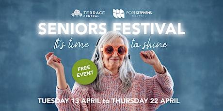Raymond Terrace Martial Arts - Seniors Sessions tickets