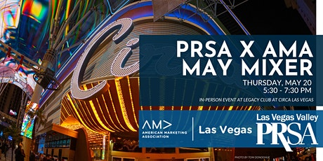 In-Person May Mixer at Circa Las Vegas tickets