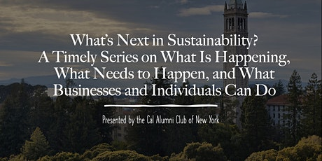 What's Next in Sustainability? Building Design and Development tickets