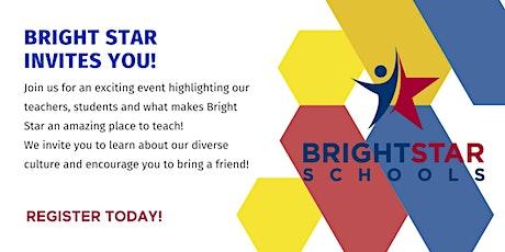 Bright Star School Recruitment Event tickets