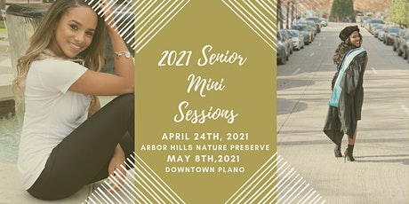 2021 Senior Mini Sessions tickets