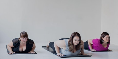 Full Bodied Yoga: Hatha For Strength at Home tickets