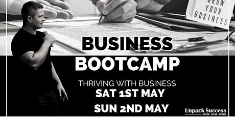 Business Bootcamp -May 2021 tickets
