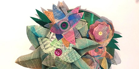 Paper Blooms and Brooches tickets