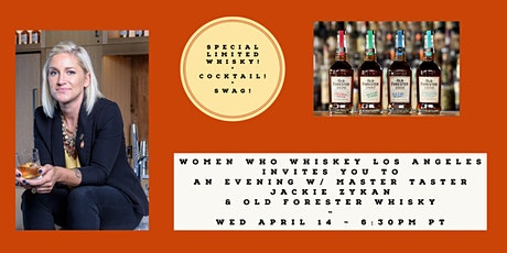 Old Forester Whisky (Virtual) Event with Master Taster Jackie Zykan tickets