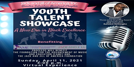 GSM Youth Showcase: A New Era in Black Excellence Fundraiser tickets