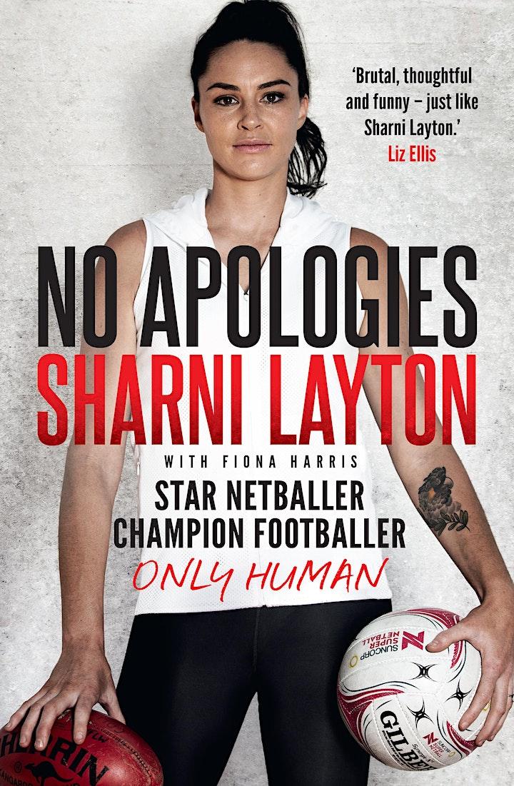 A Night with Sharni Layton image