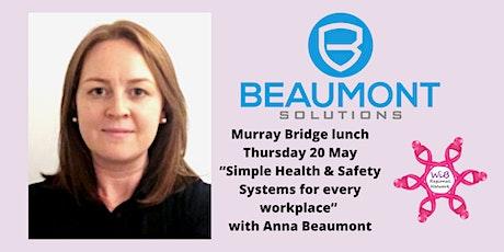Murray Bridge  lunch - Women in Business Regional Network - Thur 20/5/2021 tickets