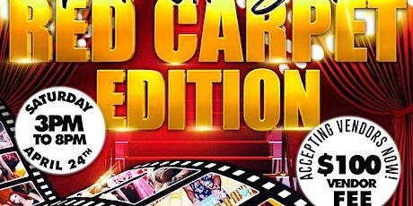 POP UP SHOP RED CARPET EDITIONATL tickets