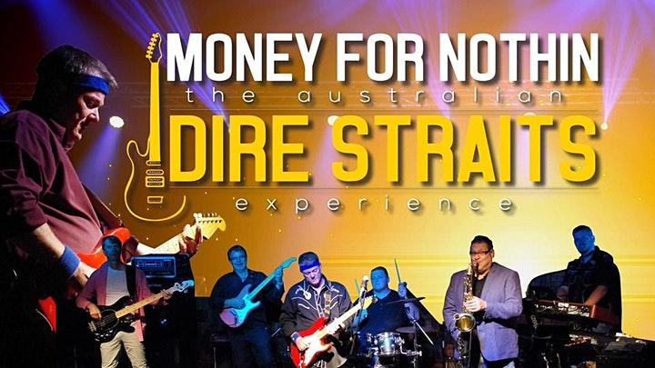 Money for Nothin' The Australian Dire Straits Experience image