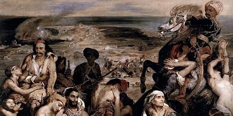 The Greek Revolution and European Romanticism in Art - online tickets
