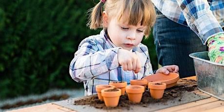 Kids Seed Planting Workshop tickets