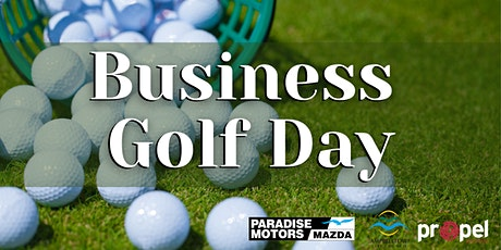 Business Golf Day tickets