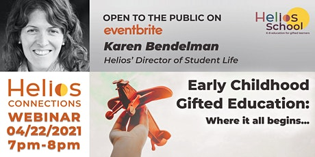 Early Childhood Gifted Education: where it all begins... tickets