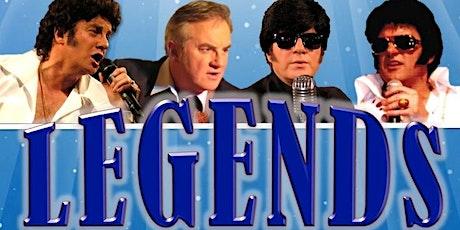 LEGENDS by Greg Hart tickets