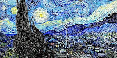 Paint like Van Gogh (adult painting workshop) tickets