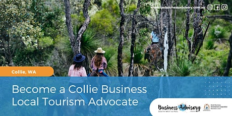Become a Collie Business Local Tourism Advocate tickets