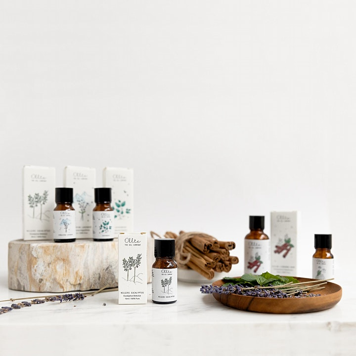 Masterclass Morning: Everything Essential Oils image