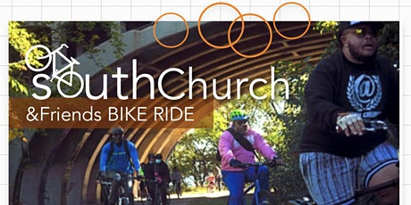 South Church Bike Ride tickets