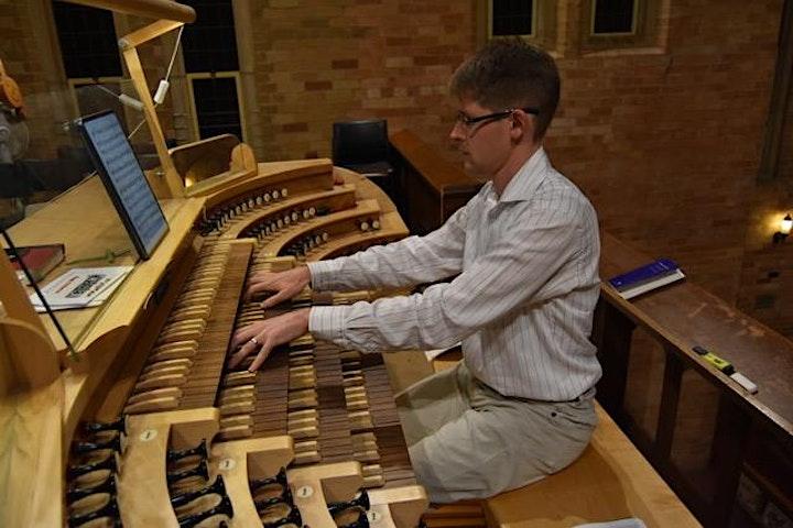James Porteous Organ Recital image