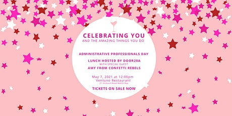 """Administrative Professional Day"" Celebration Lunch tickets"
