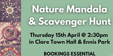 Nature Mandala & Scavenger Hunt tickets
