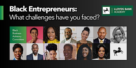 Black Entrepreneurship: Community Conversation tickets