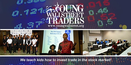 Young WallStreet Traders - MEM -  Summer 2021 tickets